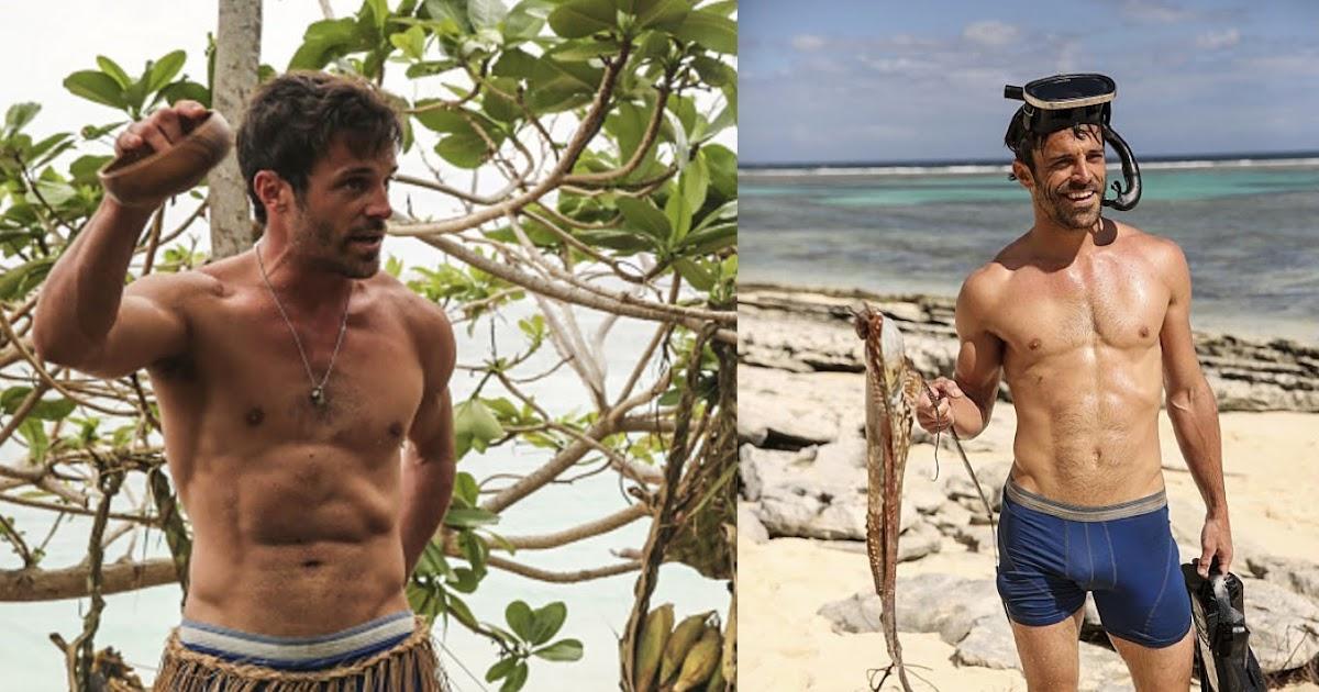 Naked Survivors: Ken McNickel (Survivor: Millennials vs
