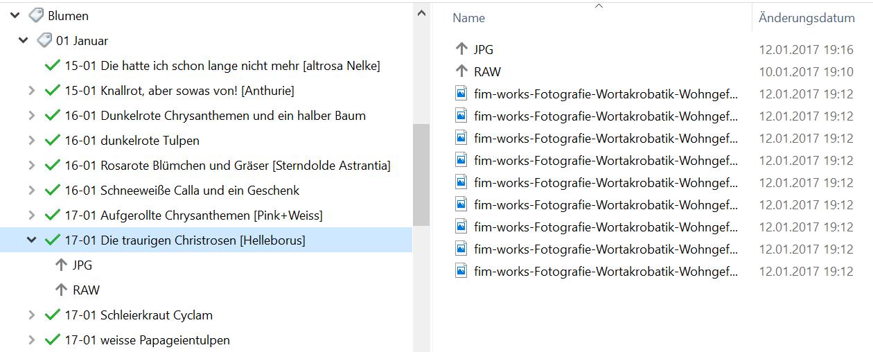 www.fim.works | Fotografie. Wortakrobatik. Wohngefühl. | Lifestyle-Blog | Ein Tutorial zur Bildorganisation