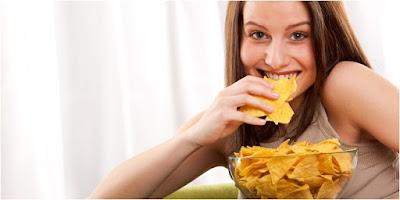 Mau Ngemil Sehat Gak Bikin Gendut? Perhatikan Trik Berikut Ini!
