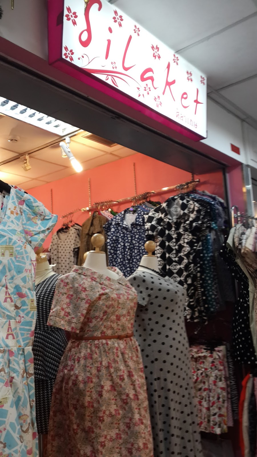 Overweight clothing stores