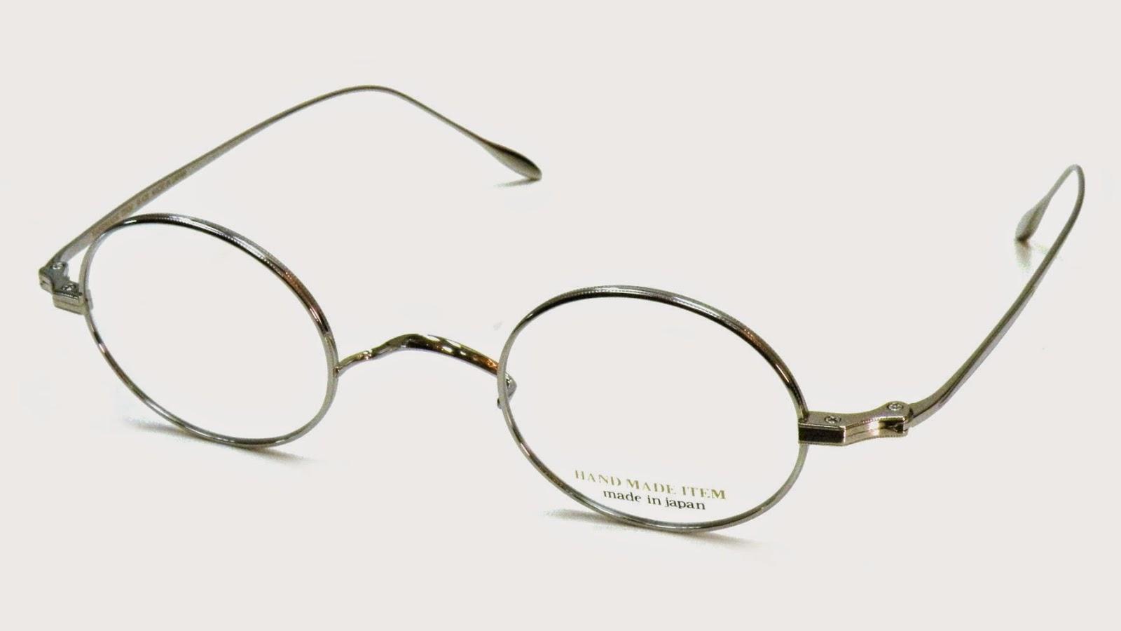 精明眼鏡公司: NOVA HANDMADE ITEM Classic Collection 圓形眼鏡架