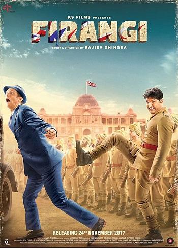 Firangi 2017 Hindi NEW DVDScr 700MB