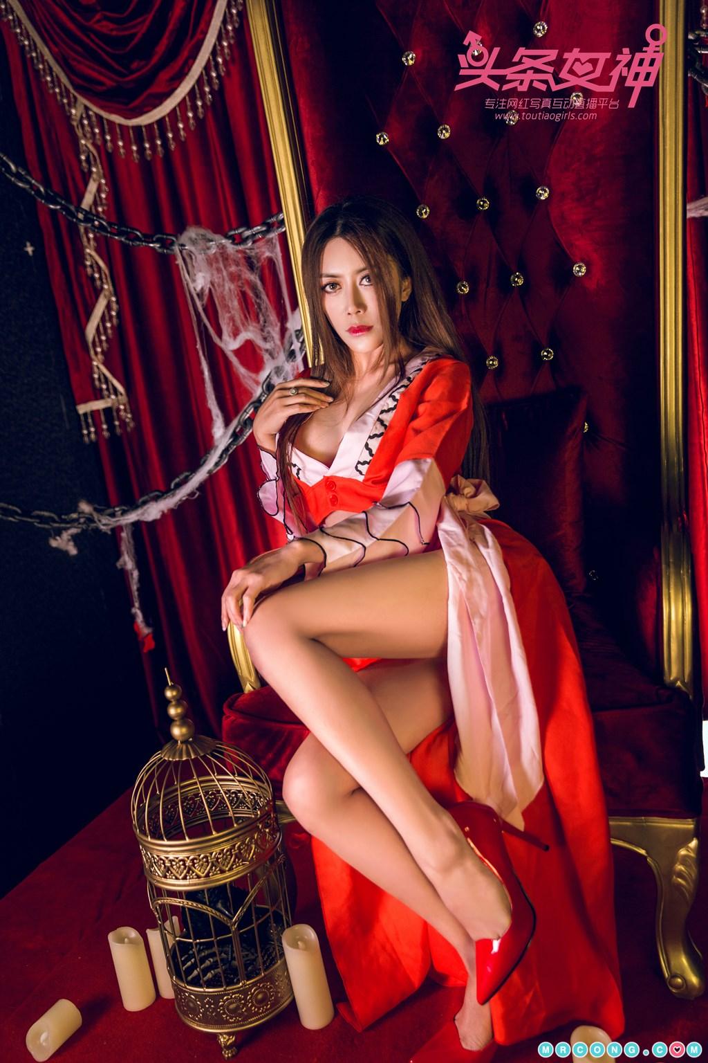Image TouTiao-2017-11-22-Xuan-Chen-MrCong.com-011 in post TouTiao 2017-11-22: Người mẫu Xuan Chen (萱宸) (15 ảnh)