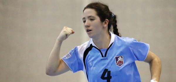 Martina Barreiro (URU) sigue como máxima goleadora | Mundo Handball