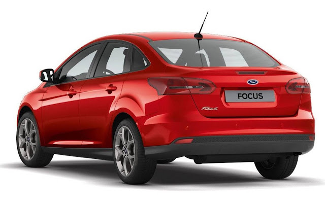 Ford Focus 2019 Fastback SE