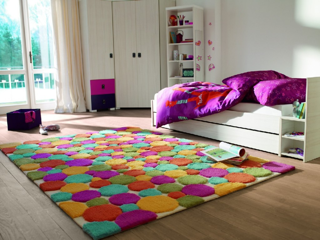 Lainteriorista decora con alfombras - Cuartos de ninos ...