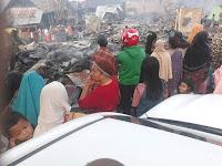 Ledakan Gas Elpiji 3 Kg Diduga Picu Kebakaran di Renda, Kerugian Ditaksir Rp1 Milyar Lebih