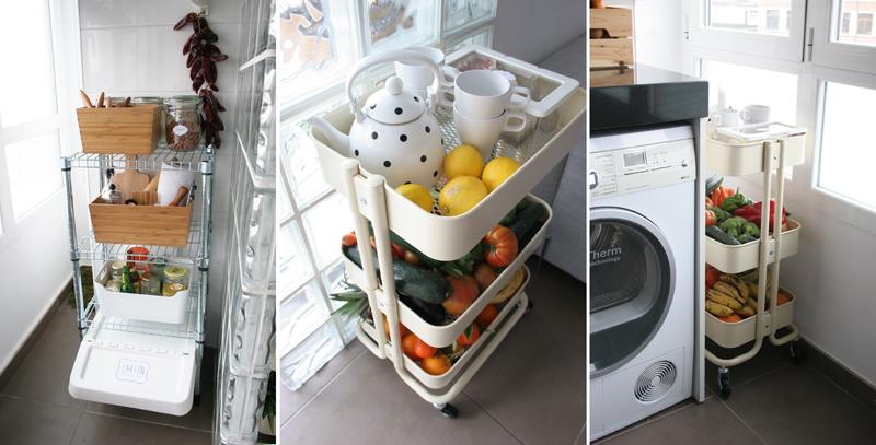 Nuestra cocina dando palmas todoenorden decorar en familia def deco - Orden en la cocina ...