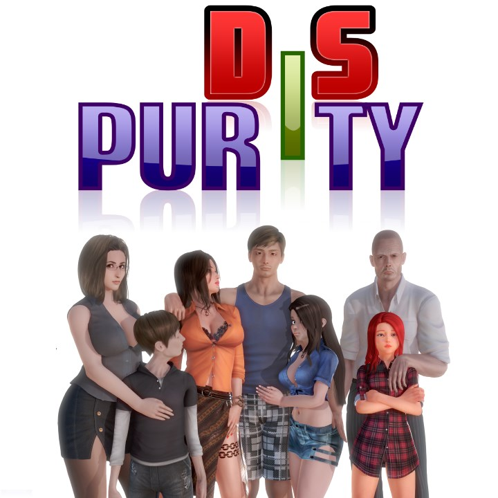 DISpurity [InProgress, v0.5.4tier2] (XDN) [uncen] [2017, ADV, RPG, 3DCG, SLG, Incest, Voyeurism, Straight, Masturbation, Nudism, Threesome, Mom, Sister, Corruption] [rus+eng]