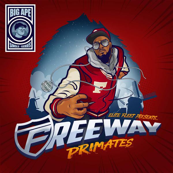 Freeway - Primates - Single Cover