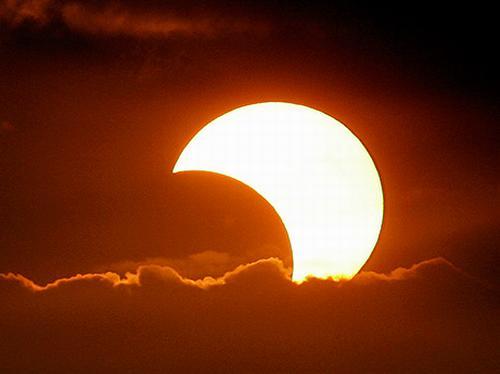 Μερική έκλειψη Ηλίου το Σάββατο 11 Αυγούστου