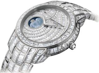 9. Vacheron Constantin Kalla Lune - $800.000