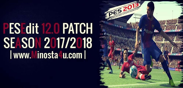pes 2013 patch 6.0 download utorrent
