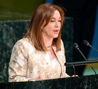 Spotlight: UN General Assembly Elects Maria Fernanda Espinosa Garces As New President