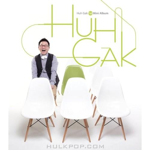 Huh Gak – Huh Gak 1st Mini Album