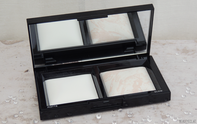 revue avis test bareminerals invisible light duo poudres translucides
