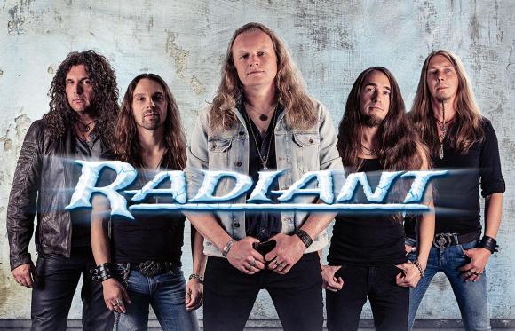 RADIANT - Radiant (2018) inside