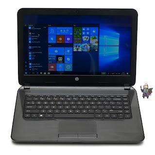 Laptop HP 14-g102AUR Second Di Malang