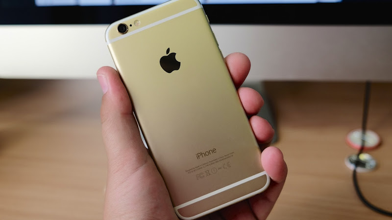 Hands on iPhone 6 3