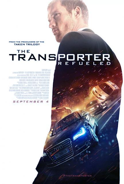 Poster Transporter Refueled