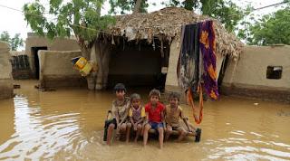 26 Warga Yaman Meninggal Dunia karena banjir