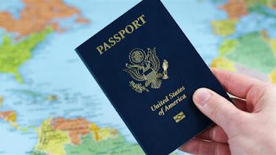 جواز سفر أمريكي