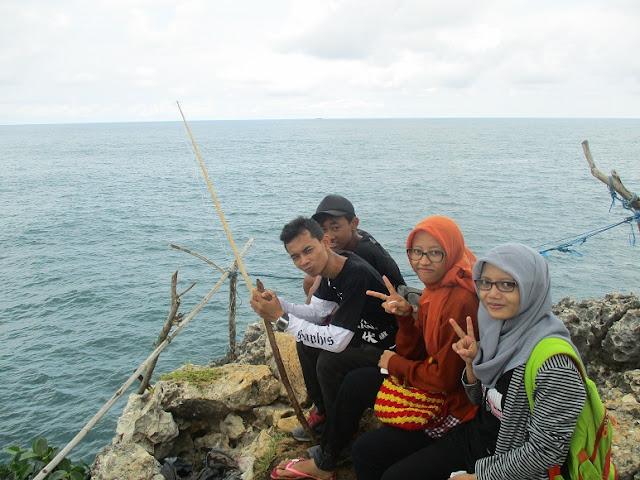 eancing di pulau kalong