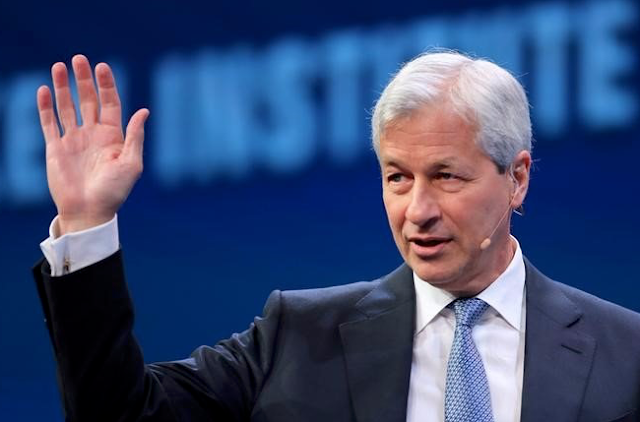 Jamie Dimon: Dems don't have a strong candidate for 2020