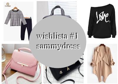 sammydress wishlist '17 #1