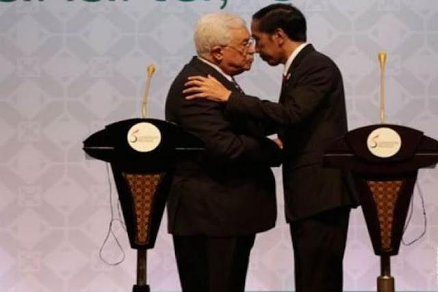 Telpon Mahmoud Abbas, Jokowi Sebut Indonesia Selalu Berjuang Bersama Palestina
