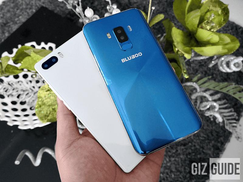 Bluboo S1 vs Bluboo S8 Specs Comparison
