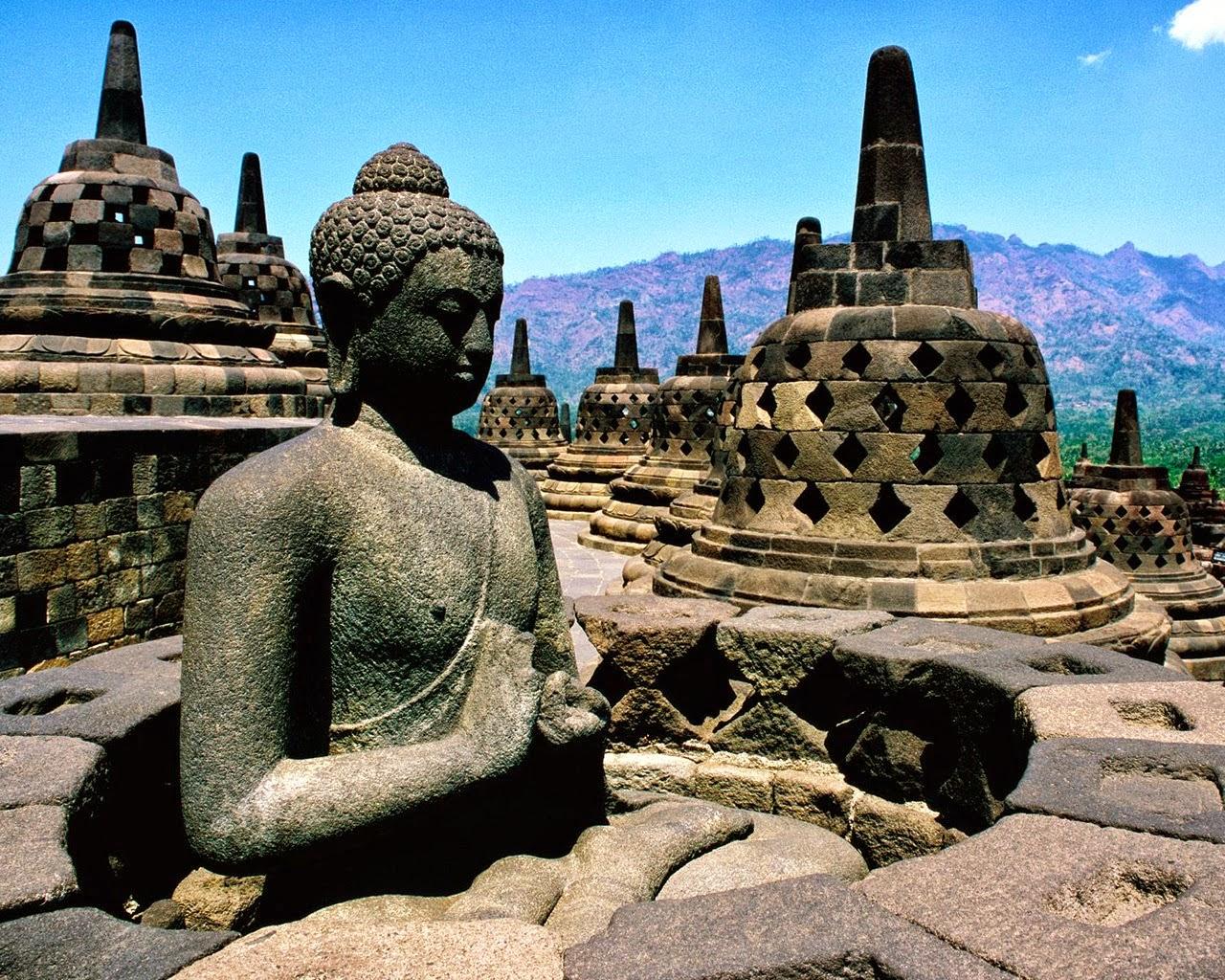Akulturasi Hindu Budha Dengan Kebudayaan Indonesia
