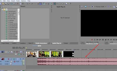 Cara menghilangkan suara pada video dengan Mudah