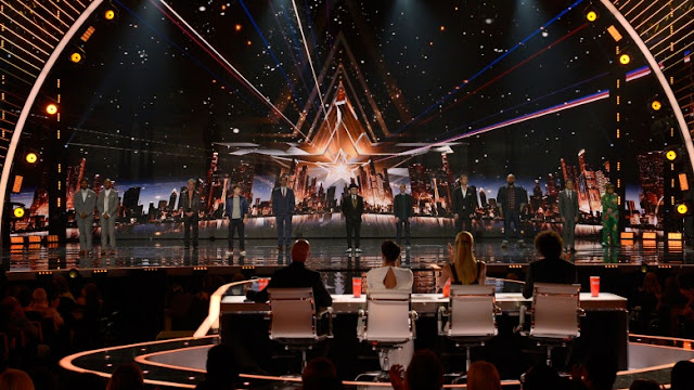 Proof America's Got Talent is totally fake