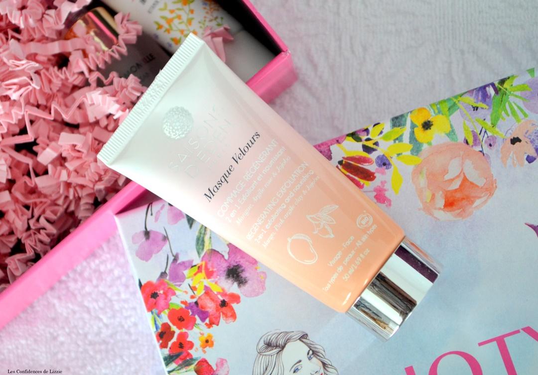 produits-beaute-naturels-bio-cosmetiques-box-beaute-bio-biotyfull-mars-2019 -exfoliant-masque-visage-soin