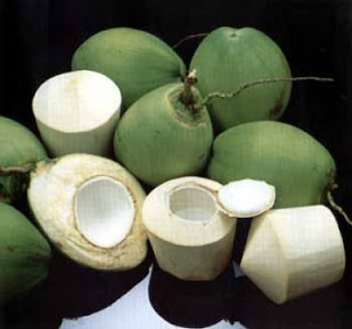 benefit of coconut water