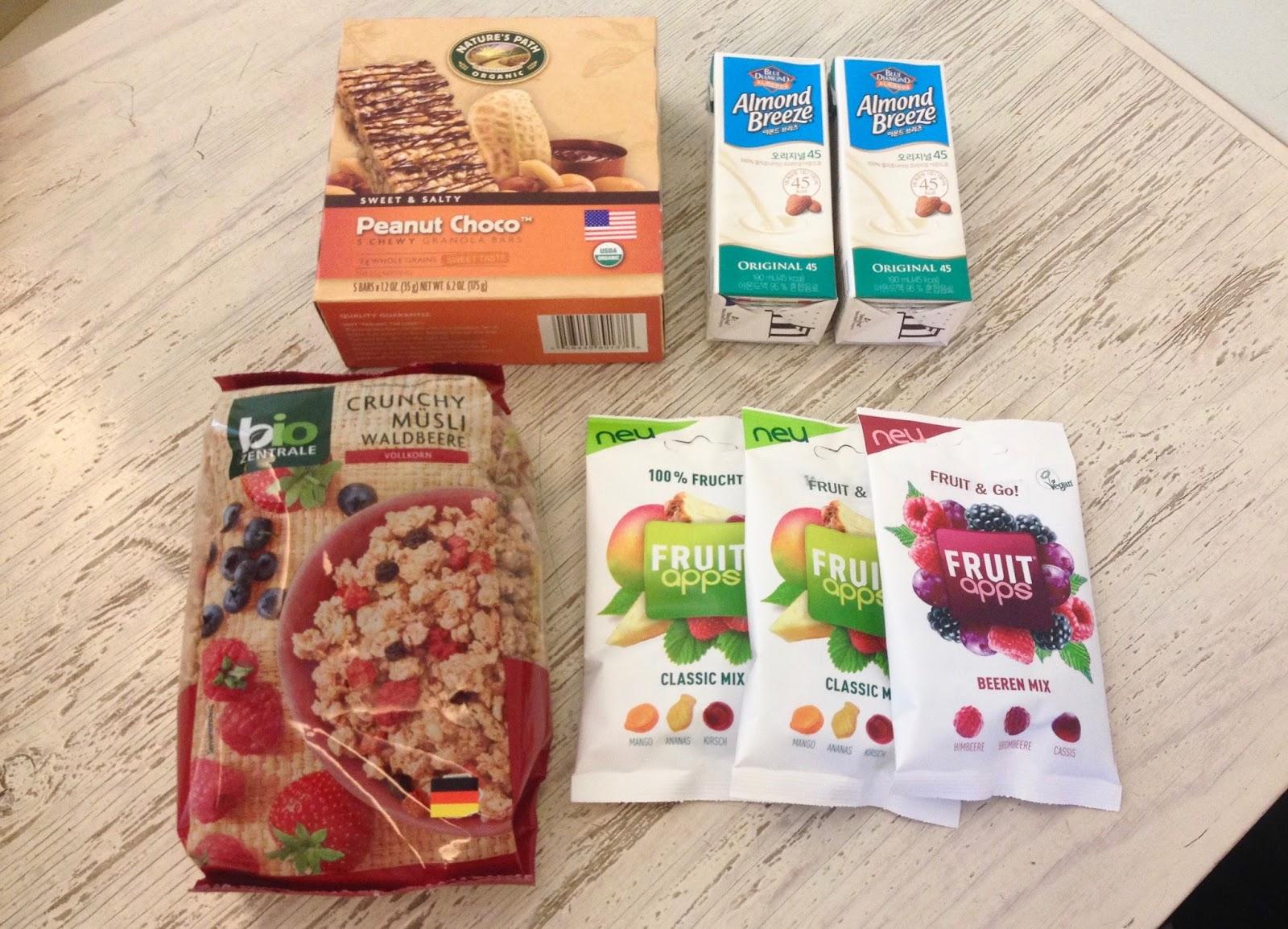 vegan in brighton: Vegan in Korea: Convenience Stores