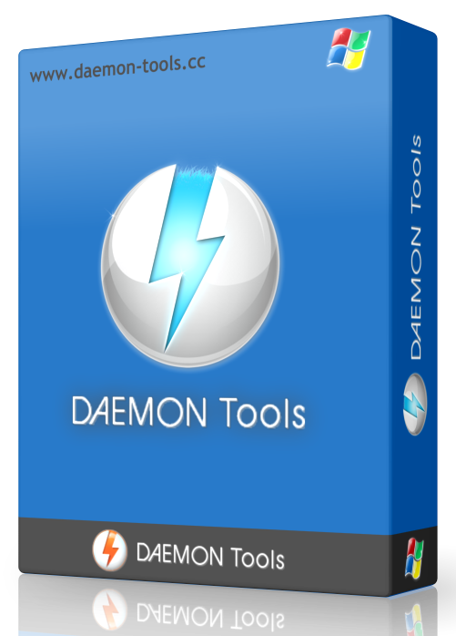 how to enable daemon tools for main drive