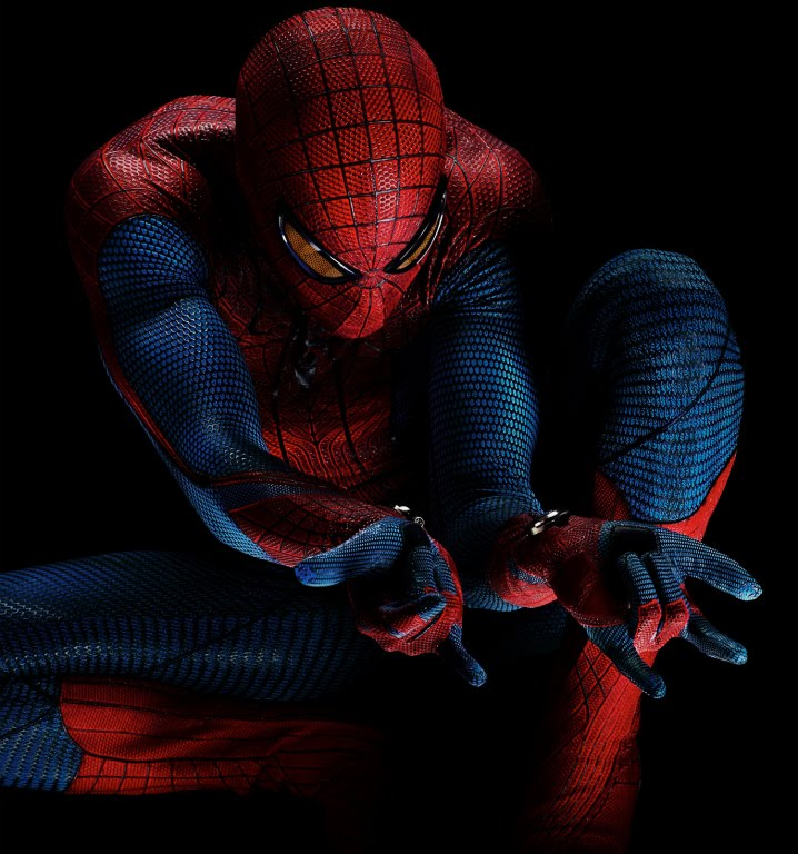The Amazing Spider-Man: New Promo Pic!