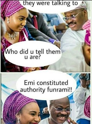 LAUTECH Drama: Gov. Ajimobi Mocked on Social Media… See Hilarious Memes