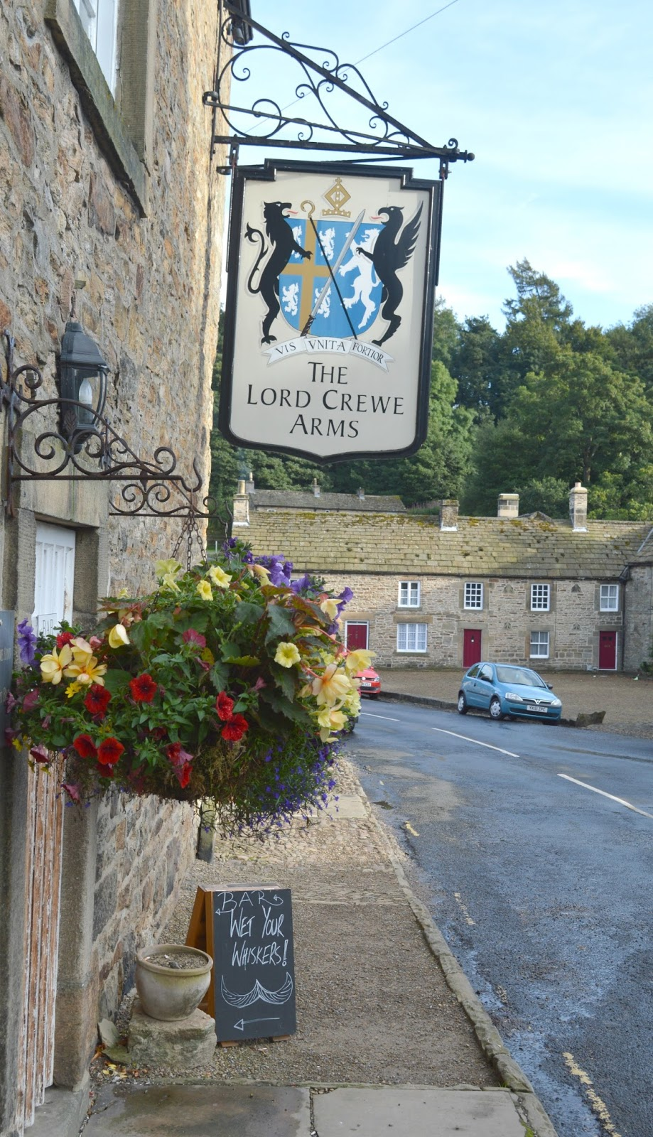 Escape to the Moors! A Luxury Staycation at the Lord Crewe Arms, Blanchland