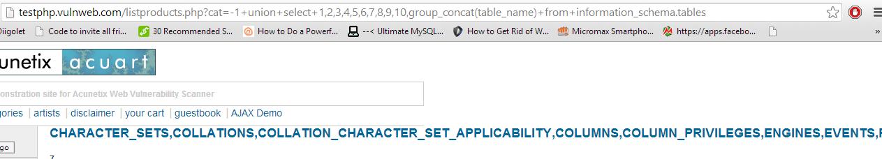Hacking Websites Using SQL Injection Manually - Kali Linux Hacking