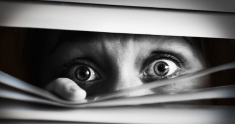 Image result for paranoid eyes