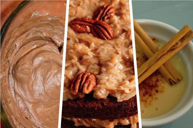 3 rellenos para pasteles con CREMA PASTELERA