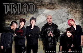 Download Kumpulan Lagu TRIAD