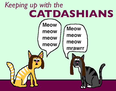 keeping up with the kardashians cats