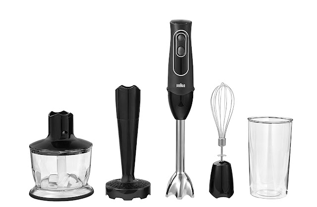 Braun multi hand blender