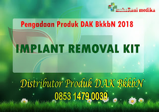 implant removal kit 2018, implant removal kit bkkbn 2018, implant removal kit dak bkkbn 2018, jual implant removal kit bkkbn 2018