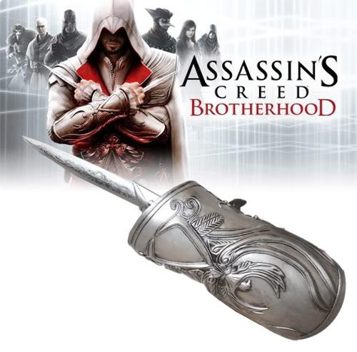 Neca Assassin Creed Brotherhood Hidden Blade