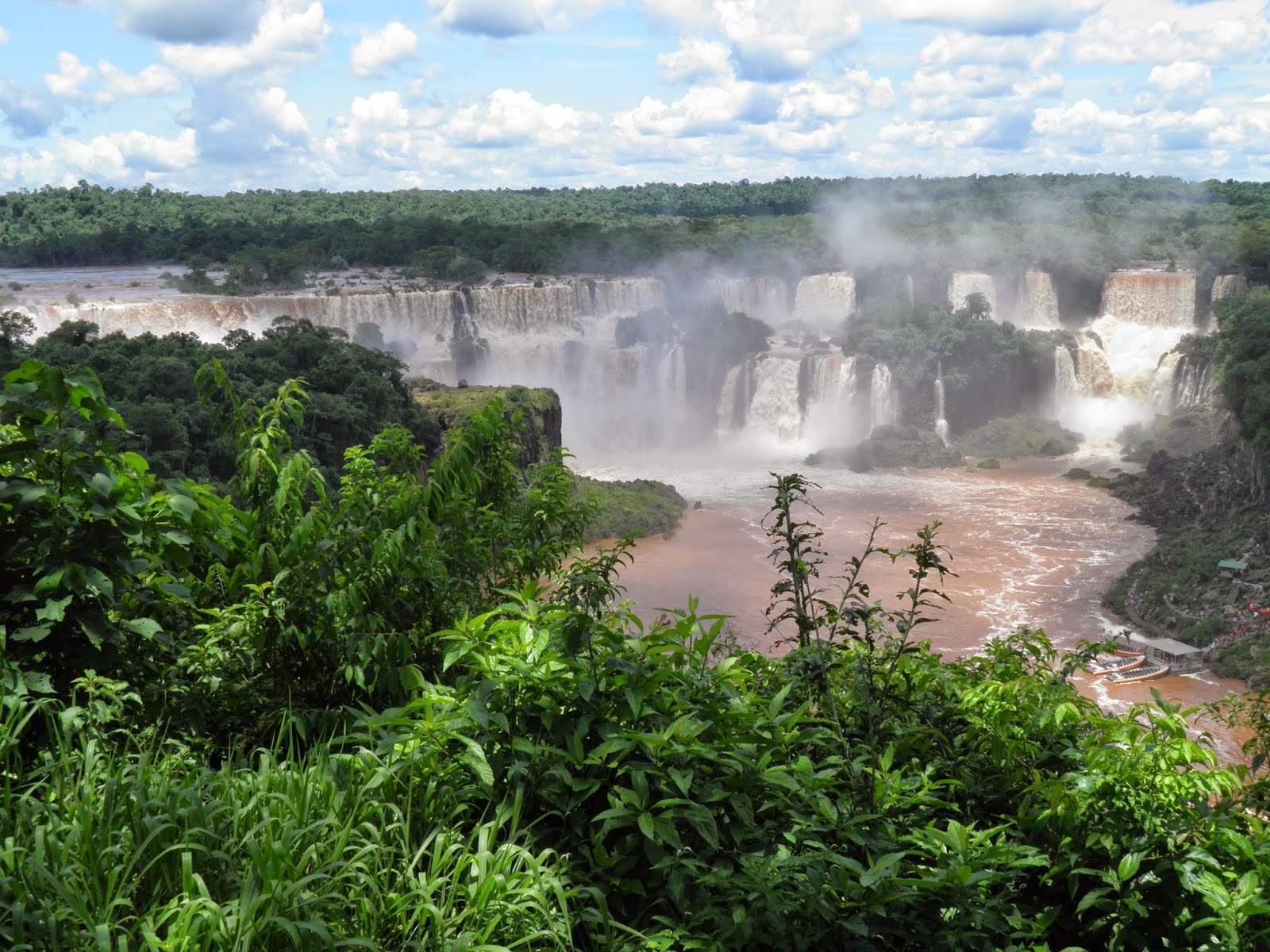 Parque Nacional do Iguaçu - Cataratas do Iguaçu